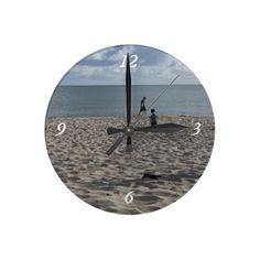 Insel Rügen, Germany Wall Clocks