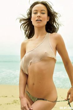#53 - Olivia Wilde - FHM's 100 Sexiest Women In The World 2012.  I would agree.