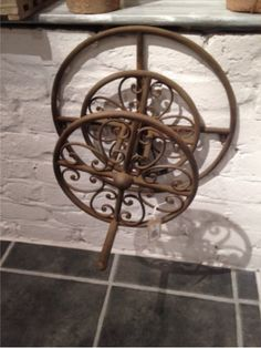 Garten diy deko ideen on pinterest potting benches - Gartentischchen metall ...
