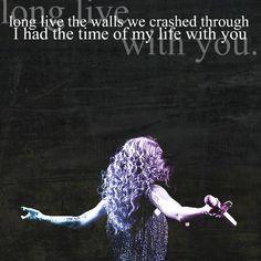 Quotes & Lyrics Graphics Needed! : Taylor Swift
