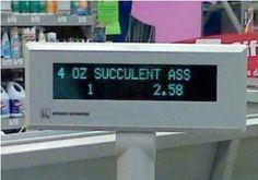 That's some cheap ass!