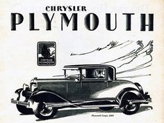 Chrysler revealed the first Plymouth, a redesigned Maxwell that was slightly more expensive than the Ford and Chevys, but offered more innovative features like hydraulic brakes.