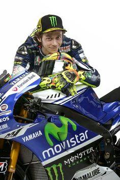 Valentino Rossi  Yamaha 2014 #MotoGP livery #vr46