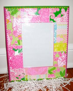 great Lilly frame....