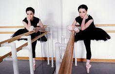 By popular demand... The Royal Ballet Principal Ballerina Tamara Rojo and soon to be Artistic Director at The English National Ballet.