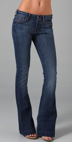 7 For All Mankind The Jiselle Flare Jeans | SHOPBOP SAVE 25% use Code:INTHEFAMILY14