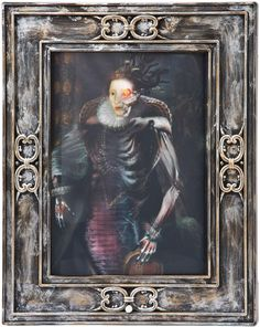 Check out Totally Ghoul 3D Lenticular Color Portrait  - Elizabethan - ShopYourWay