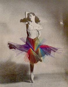Chilean artist Jose Romussi - Photo Embroidery
