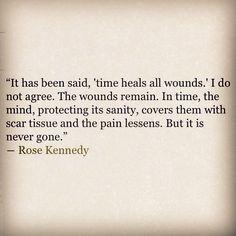 ~Rose Kennedy