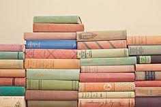 stacks of books =)