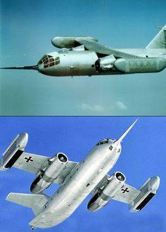 the Dornier Do 31 (via)