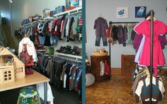 some tips for finding good deals on kids clothes #shopping #tips #backtoschool