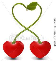 berry hearts
