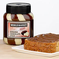 Perfect for Peanut Butter, Chocolate, and Banana Sandwiches