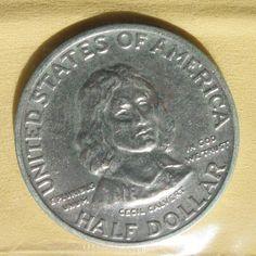 1934 Maryland 300th anniversary commemorative by paperandmetal, $139.99