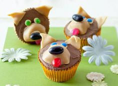 Use this easy recipe to whip up cute animal cupcakes for your next kid's party!