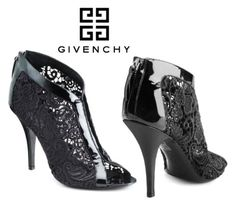Glamorous givenchy shoes. LOVE