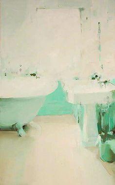 """""""Bathroom"""" by Alex Kanevsky"""