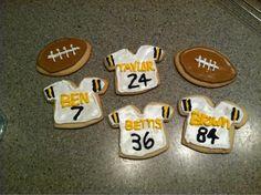 Jersey Cookies