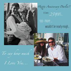 Wonderful Love Story ~ made me smile...huge!  Happy-Anniversary
