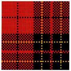 Free Crochet Patterns Tartan Rugs : Crochet on Pinterest Tartan, Chevron Crochet Blankets ...