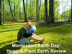 Confessions of a Montessori Mom blog: Montessori Earth Day: Hugg-A-Planet Earth Review