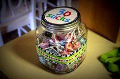 30 sucks jar