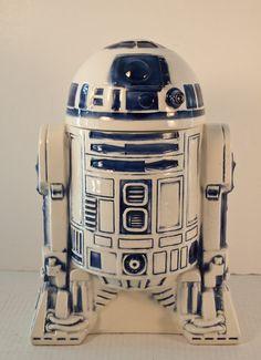 An R2-D2 Cookie Jar!!!