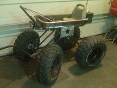 custom radio flyer wagons | Thread: custom kid wagons....