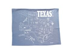 Maptote | Texas Tea