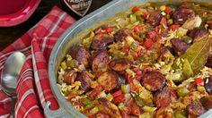 Buffalo+Chicken+&+Sausage+Jambalaya+|+Recipes+|+TABASCO.COM