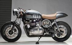 Analog Motorcycles   Triumph Thruxton