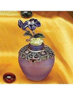 Breathtaking perfume bottle