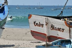 Fishing at Cabo Blanco
