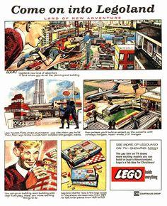 Plastic LEGO car scalemodels #advertisement #LEGO