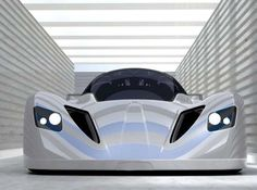 RORMaxx Formula AE Concept is Sun and Wind Powered trendhunter.com