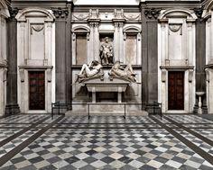 The Spatial Elegies of Massimo Listri
