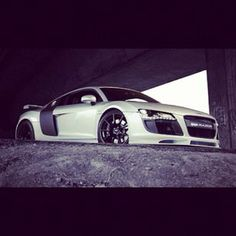 Audi R8 - German Engineering at its finest