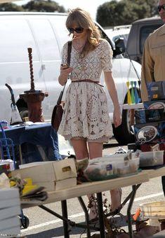 robe au crochet (avec toutes les explications en anglais)