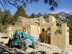 Panelized Kit Home House Prefab home house pre fab house home kit house Prebuilt