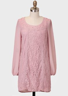 Made Me Blush Lace Dress at #Ruche @Mimi ♥♥