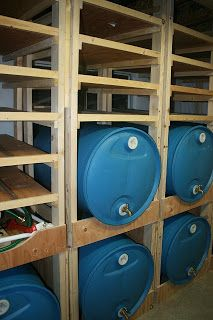 Water Storage Rack Plans