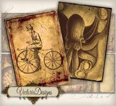 vintage images, digit background, steampunk atc, punk decor, backgrounds, steam punk, atc vintag, vintag imag, imag digit