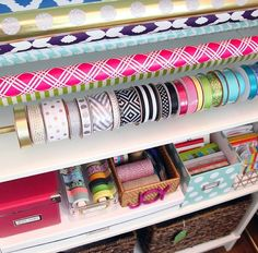 Wrap it Up: Organize Your Gift Supplies