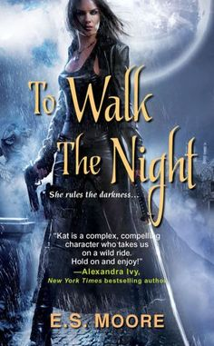 To Walk the Night by E.S. Moore. Click on the cover to see if the book's available at Otis Library.
