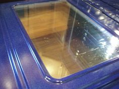 Easy Way to Clean your Oven Door