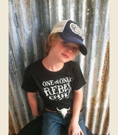 REBEL CHILD TEE - Junk GYpSy co.