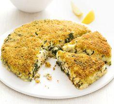 Smoked trout & potato wedges recipe - Recipes - BBC Good Food