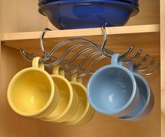 Kitchen Organizing Stations « let's get organized together