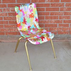School Chair Makeover